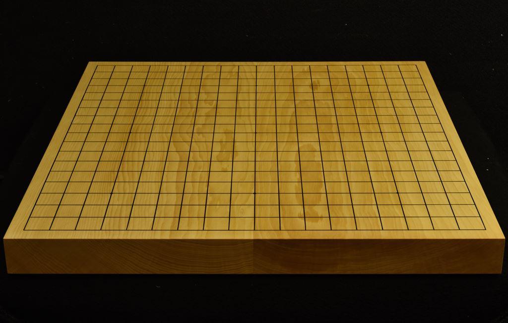 碁盤 本榧卓上 t6202