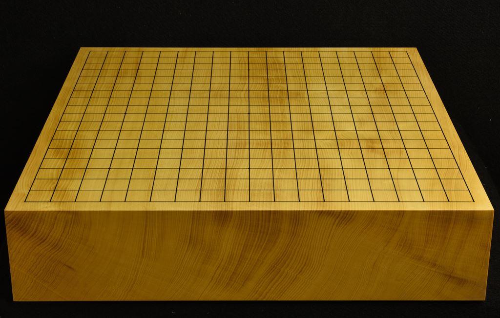 碁盤 本榧卓上 t6218