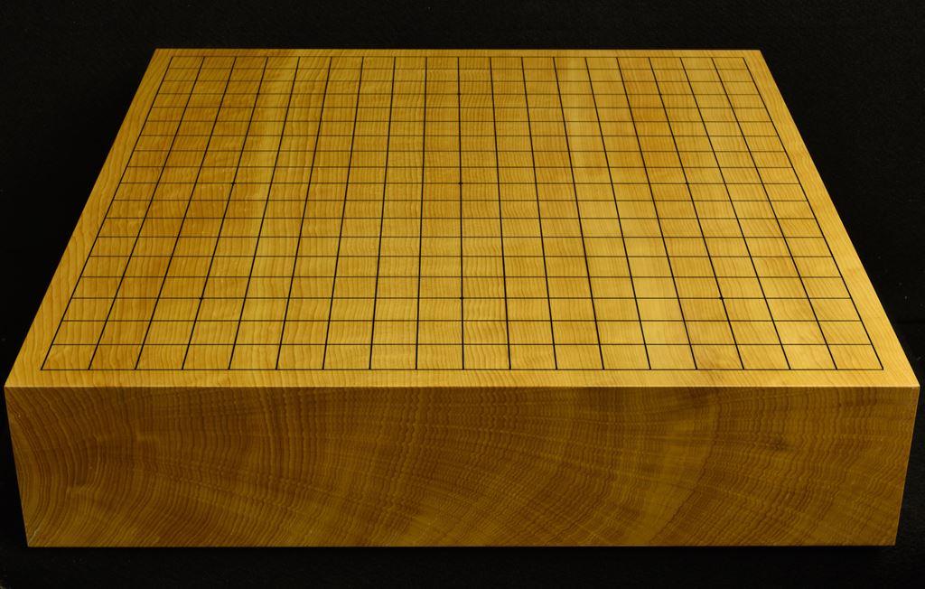 碁盤 本榧卓上 t6223