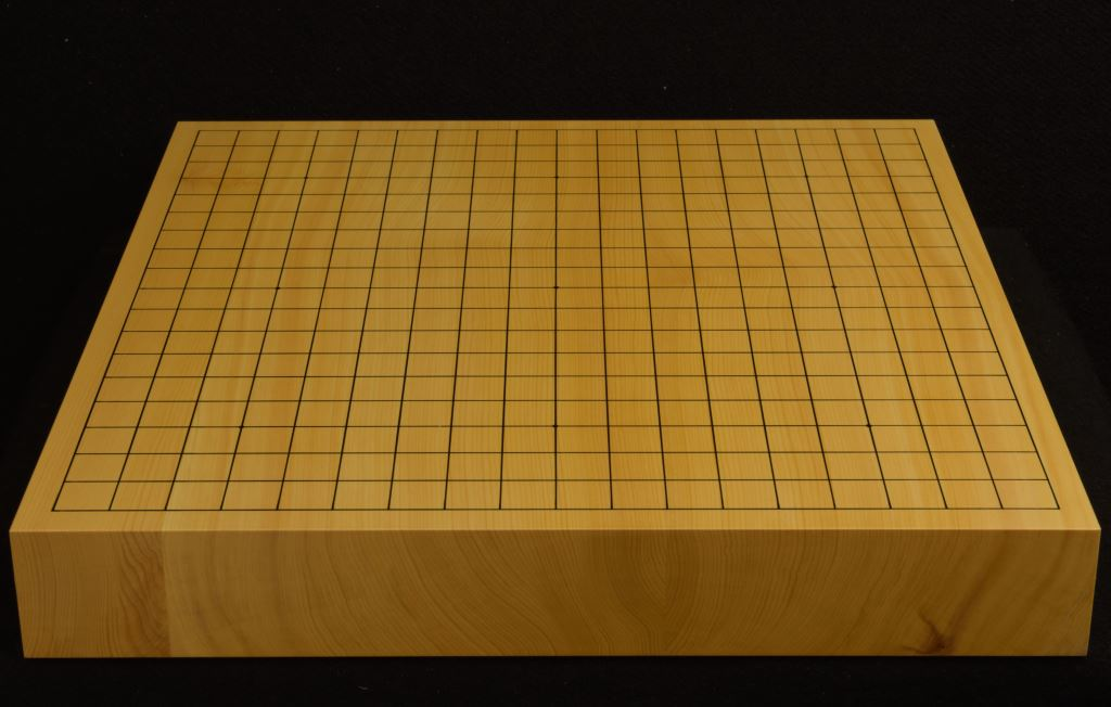 碁盤 本榧卓上 t6255