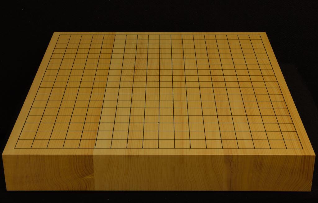 碁盤 本榧卓上 t6256