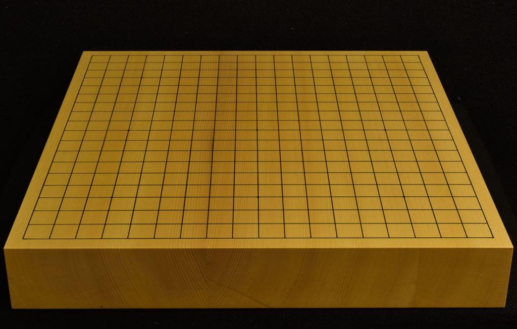 碁盤 本榧卓上 t6263