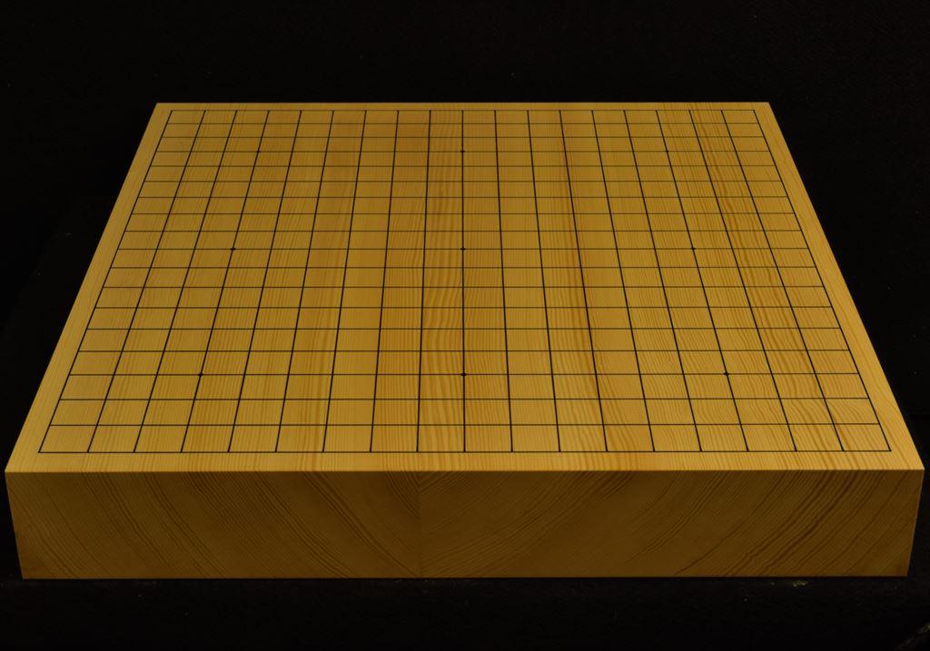 碁盤 本榧(日本、日向産)卓上 t6301