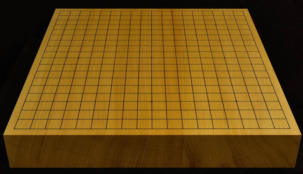 碁盤 本榧(日本、日向産)卓上 t6302