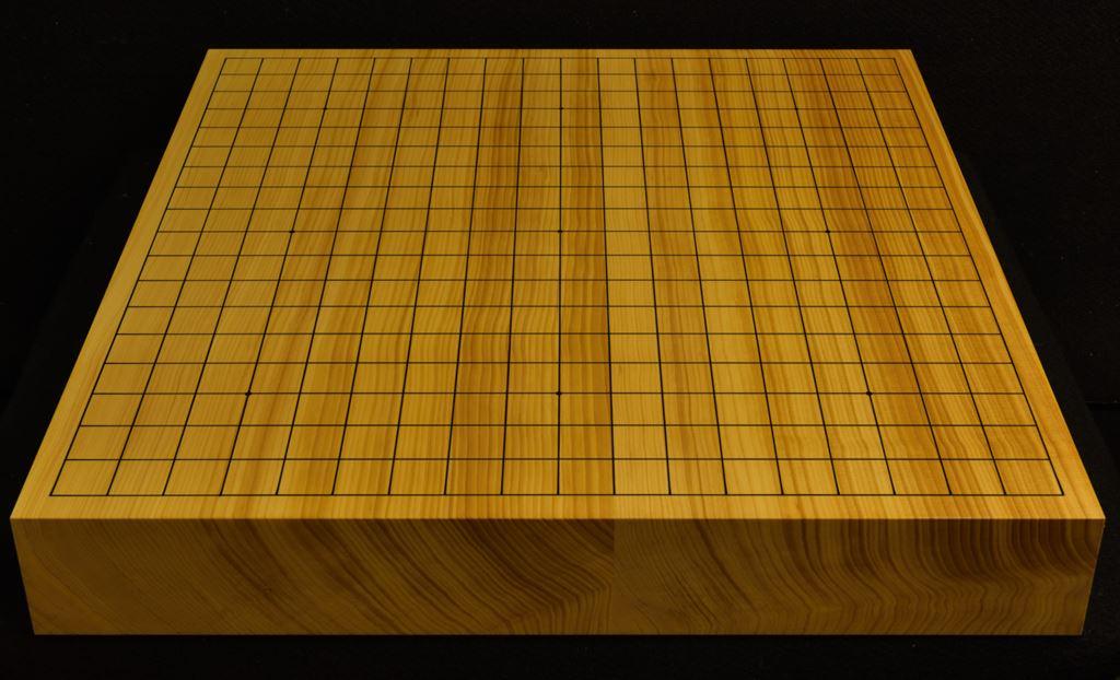 碁盤 本榧(日本、日向産)卓上 t6303