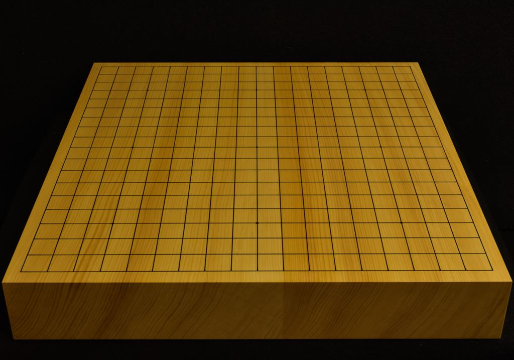 碁盤 本榧(日本、日向産)卓上 t6304