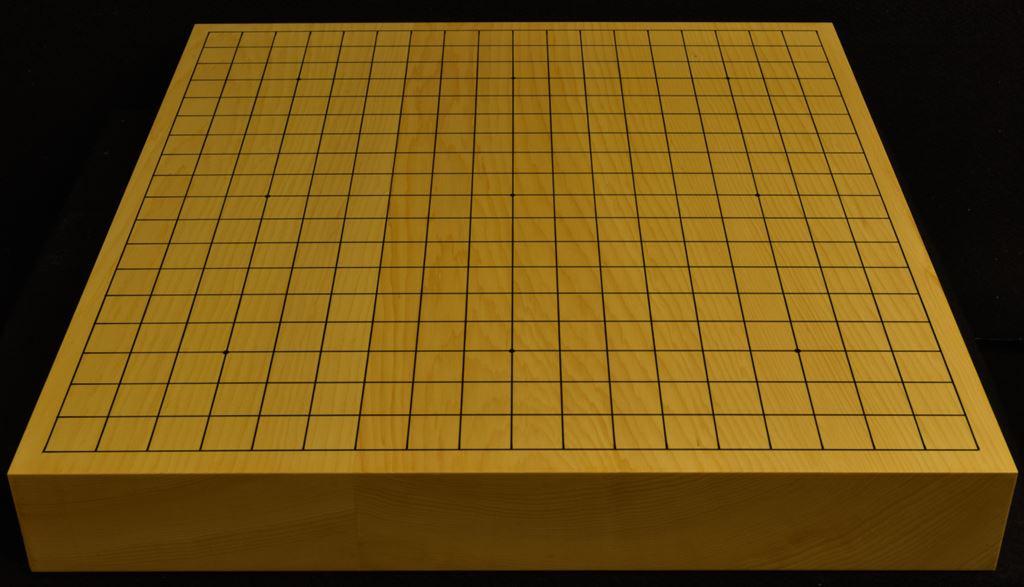碁盤 本榧(日本、日向産)卓上 t6305