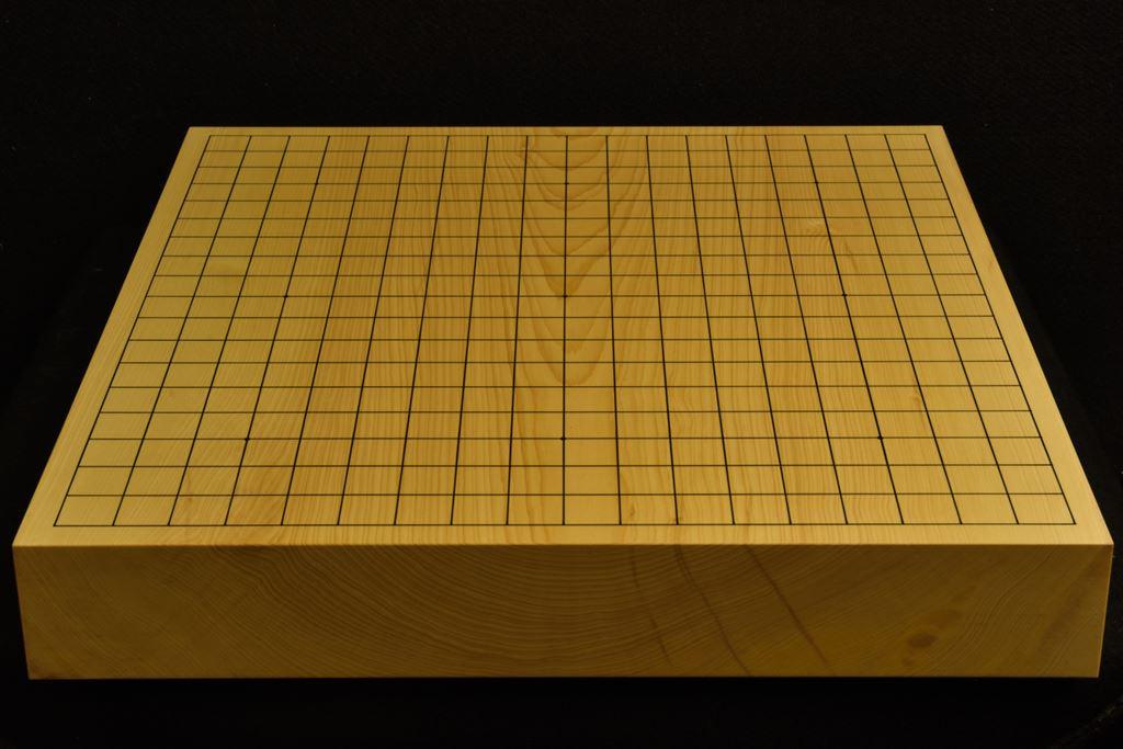 碁盤 本榧(日本産)一枚板 卓上 t6316