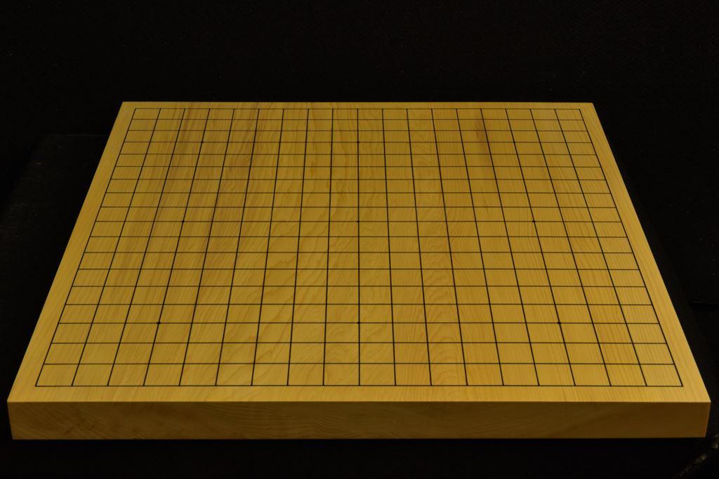 碁盤 本榧卓上 t6319
