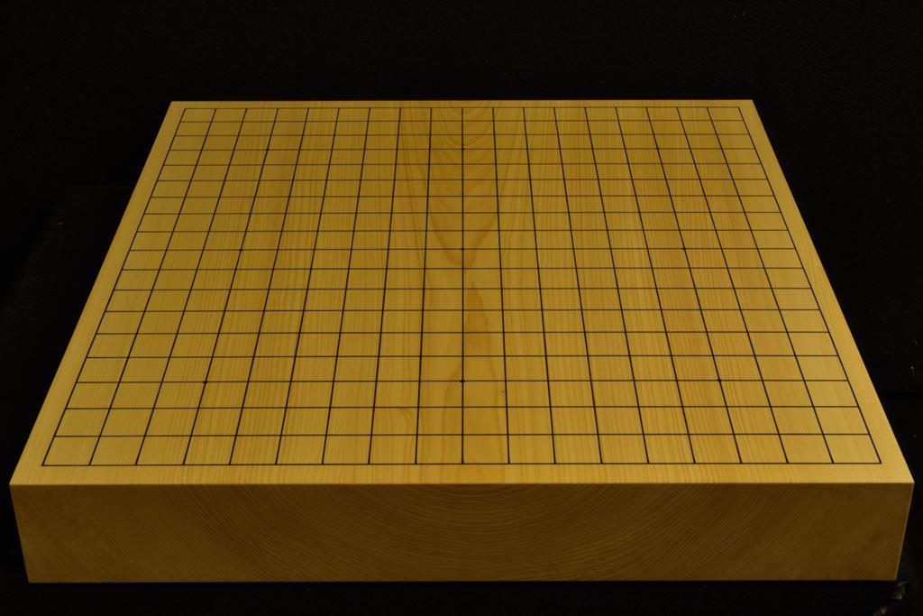 碁盤 本榧(日本産)卓上 t6320
