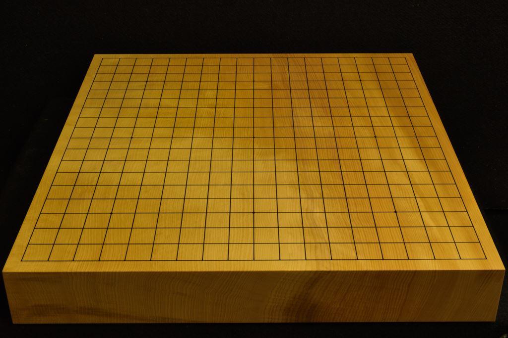 碁盤 本榧(中国産)一枚板 卓上 t6321