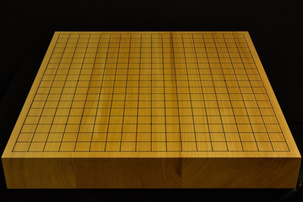 碁盤 本榧(日本産)卓上 t6322