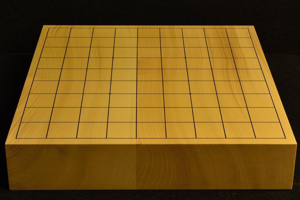 卓上将棋盤 本榧(日本・日向産) t6340