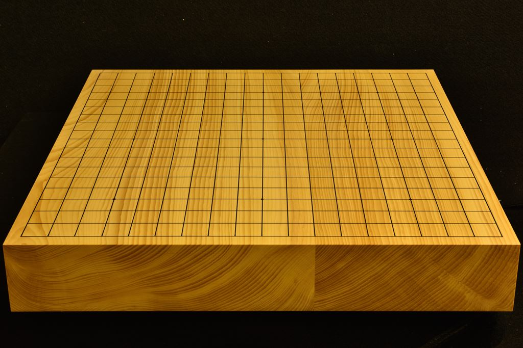 碁盤 本榧(日本産)卓上 t6354