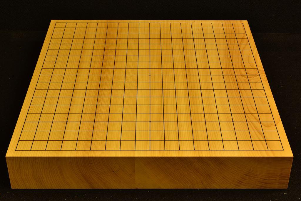 碁盤 本榧(日本日向産)卓上 t6363
