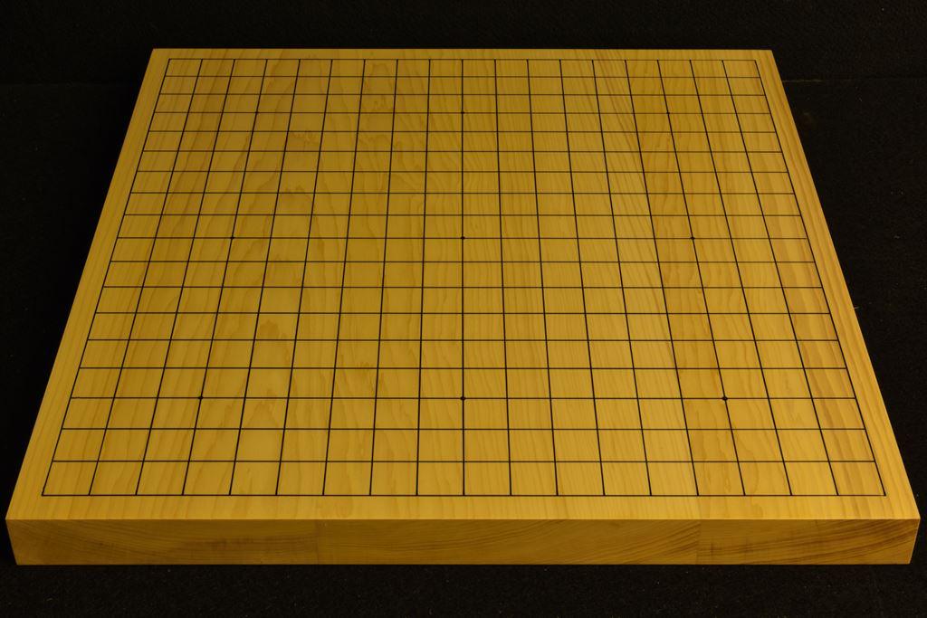 碁盤 本榧卓上 t6428