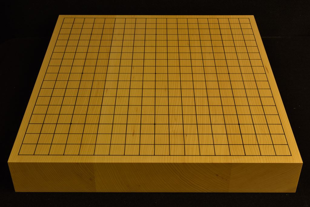 碁盤 本榧(日本産)卓上 t6432