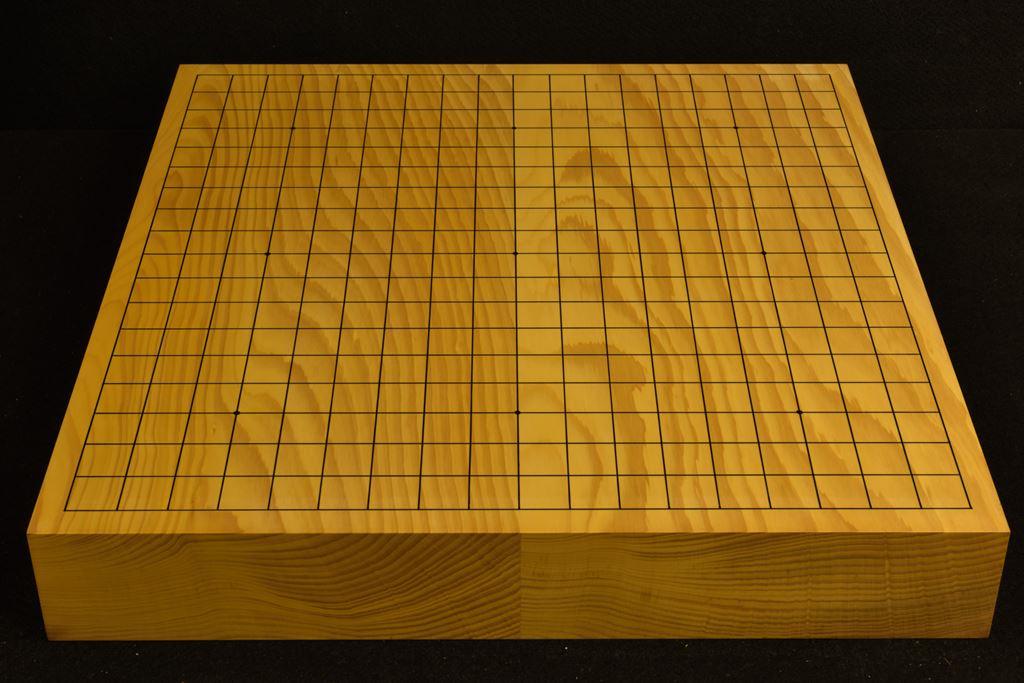 碁盤 本榧(日本産)卓上 t6441