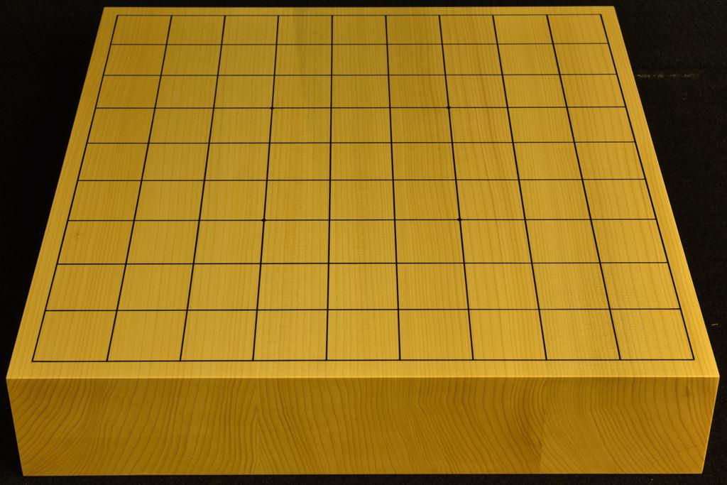 卓上将棋盤 本榧(日本・日向産) t6464