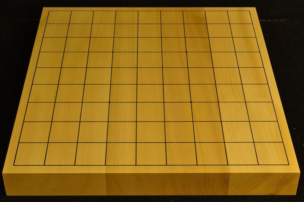 卓上将棋盤 本榧(日本・日向産) t6466