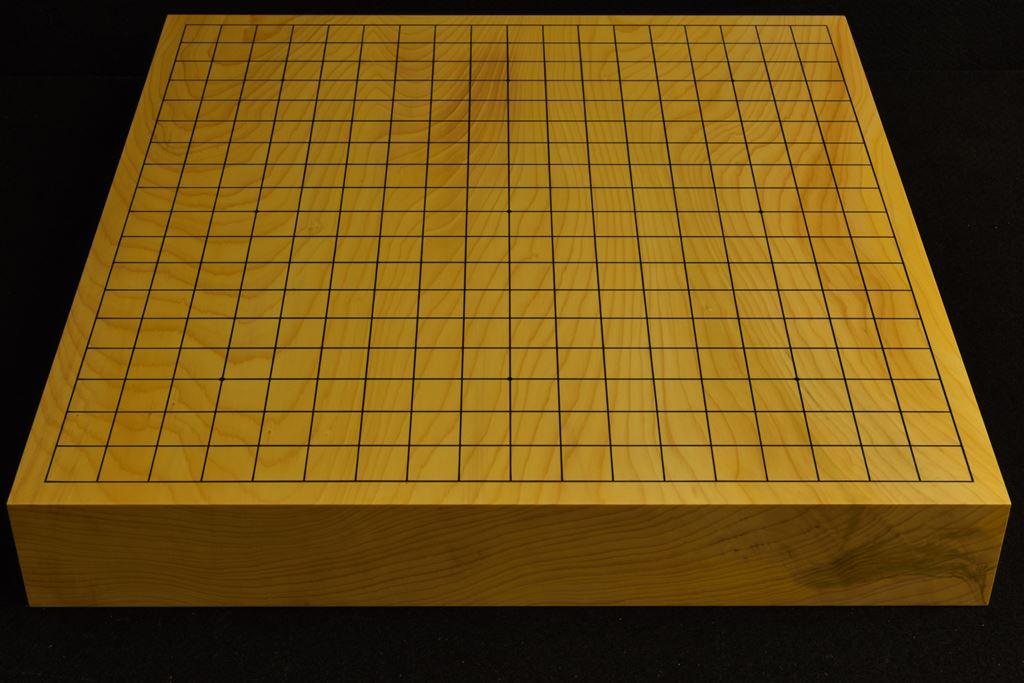 碁盤 本榧(日本産)卓上 一枚板 t6498