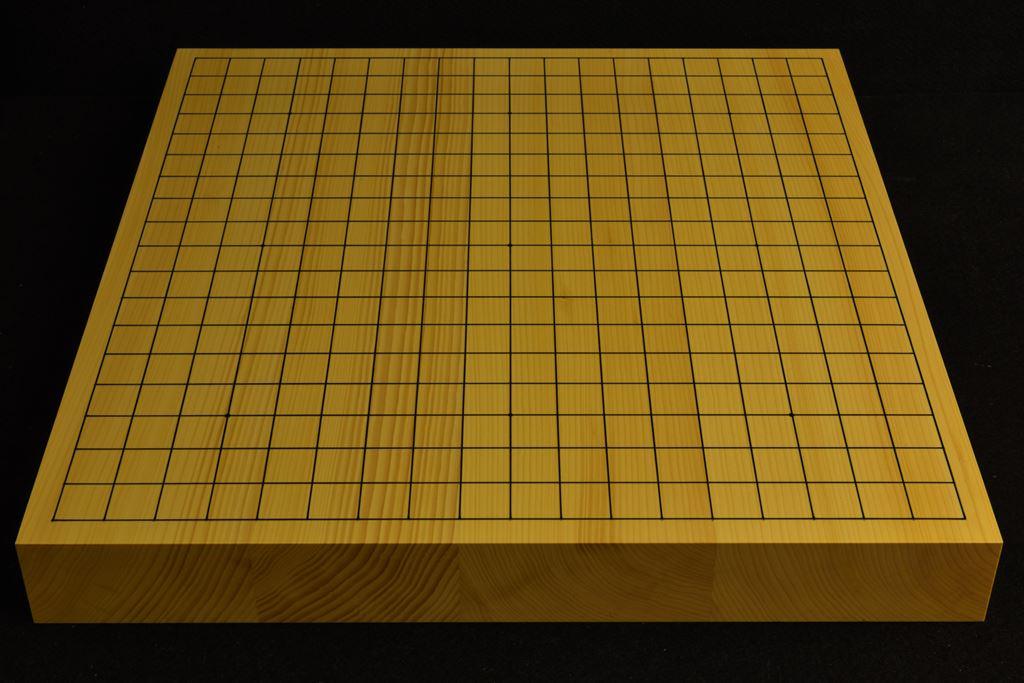 碁盤 本榧(日本産)卓上 t6499