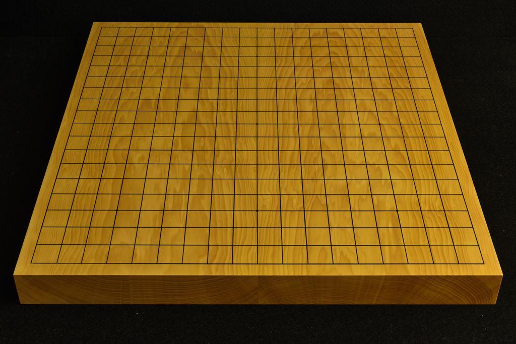碁盤 本榧(中国産)卓上 t6501