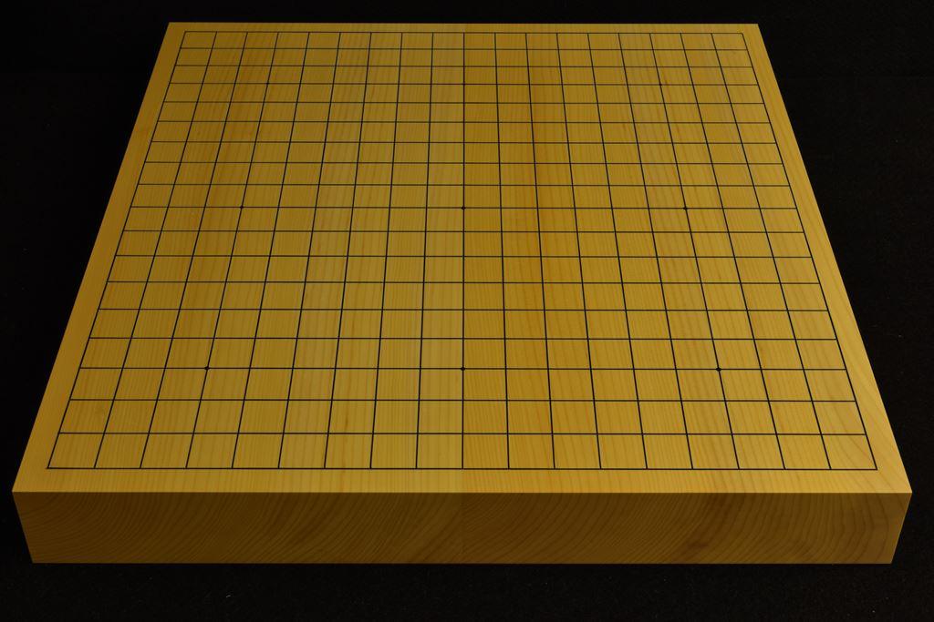 碁盤 本榧(日本産)卓上 t6502