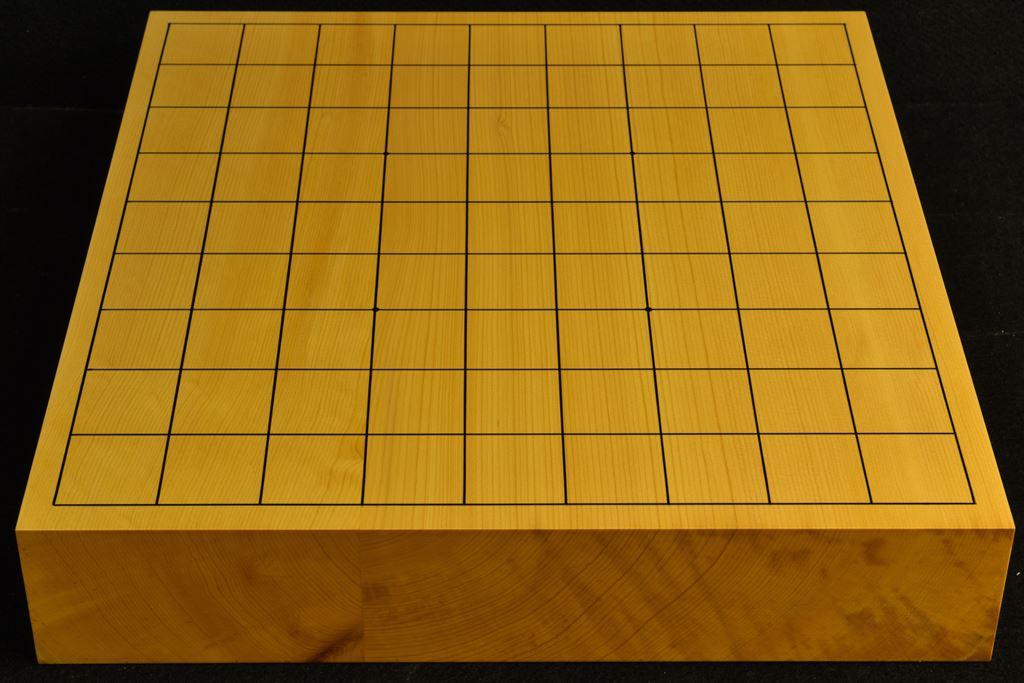 卓上将棋盤 本榧(日本・日向産) t6508