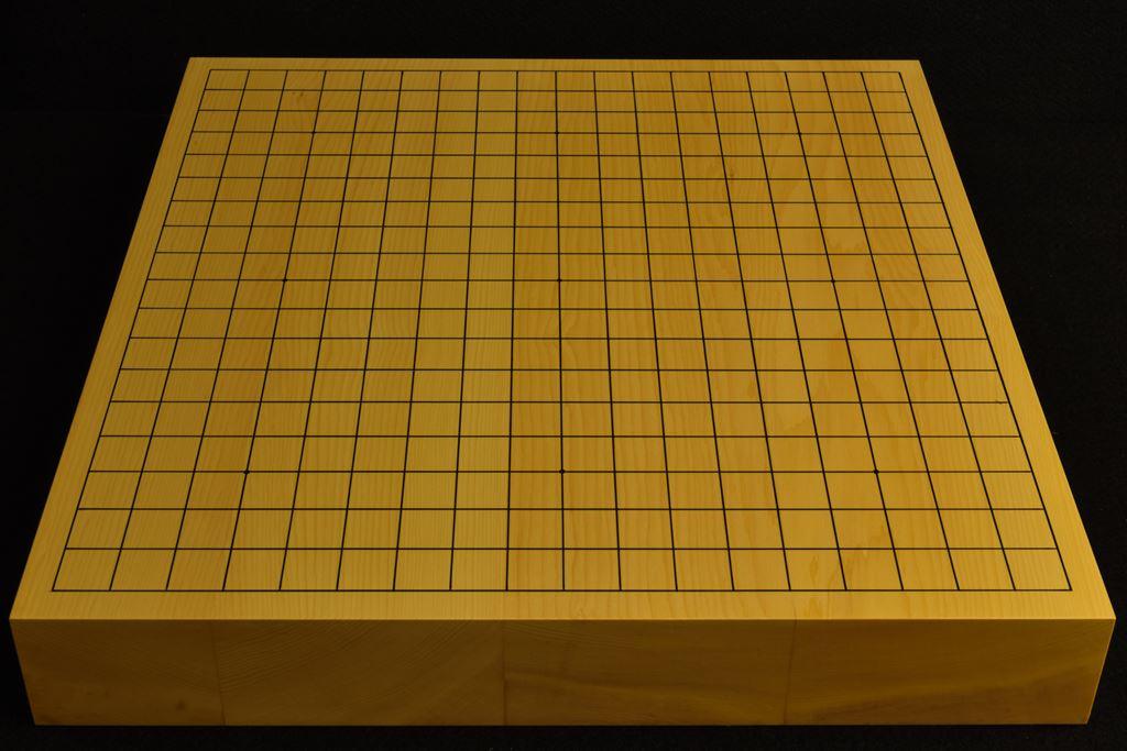 碁盤 本榧(日本産)卓上 t6516
