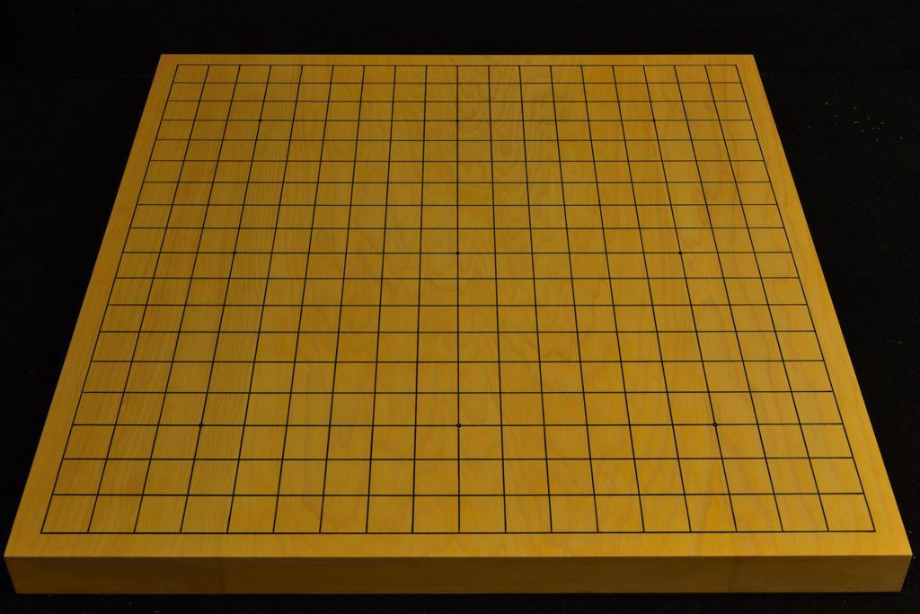 碁盤 本榧(日本産)卓上 t6518