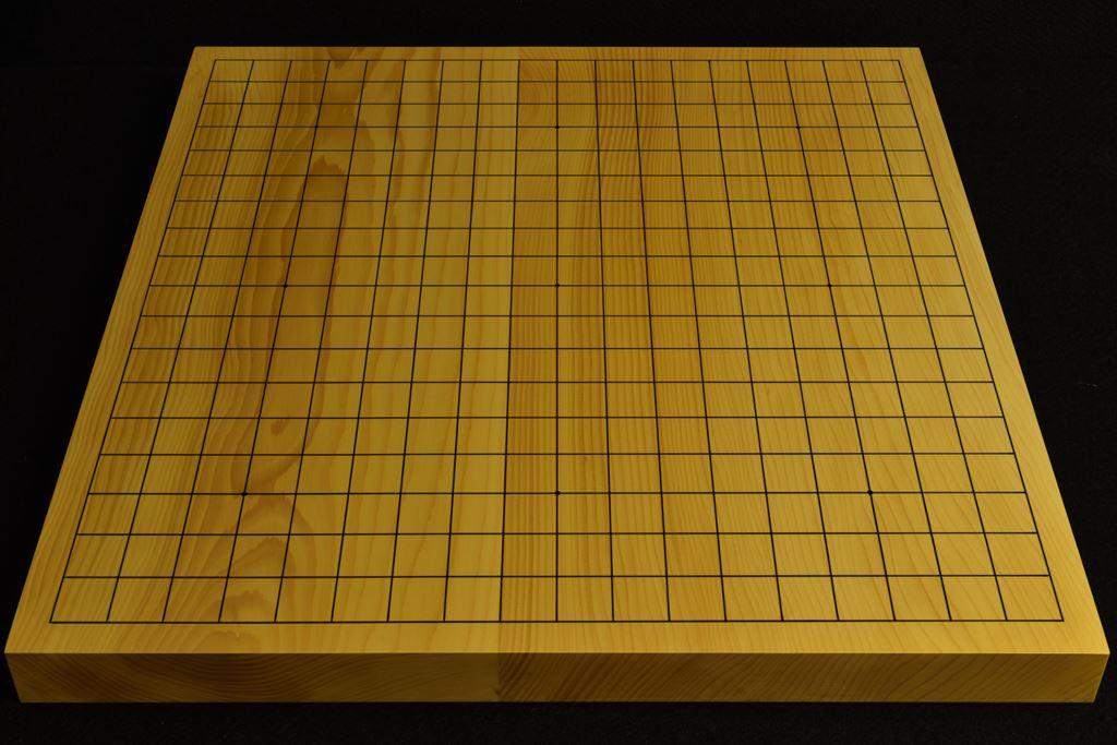 碁盤 本榧(日本・日向産)卓上 t6519