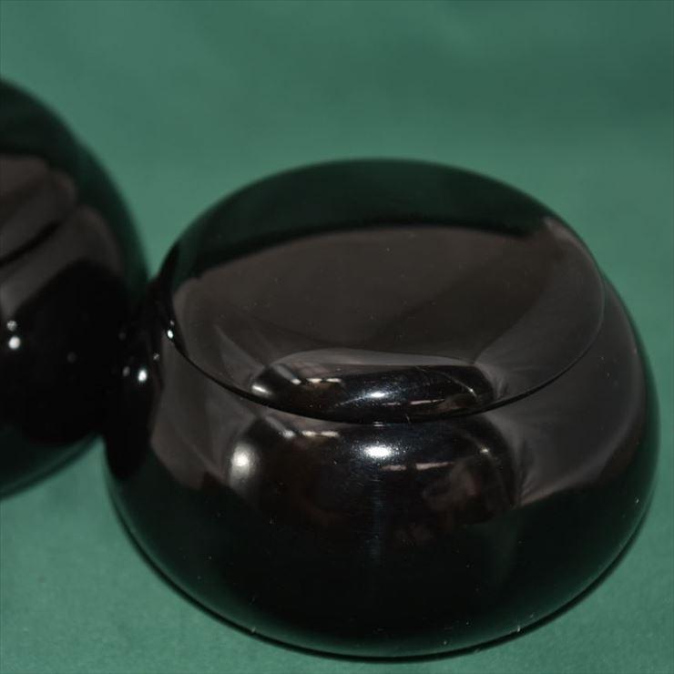 碁笥 ABS樹脂 黒塗  特大