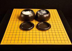 ソフトビニル碁盤セット A