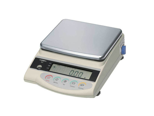 検定付き電子天秤AJH-2200/4200