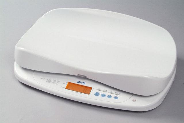 デジタル高精度ベビースケールBD-815