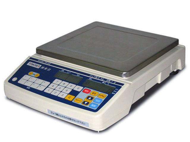 デジタル音声式重量選別機 分太Ⅱ