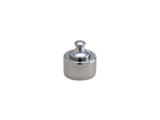 ステンレス基準分銅型円筒分銅 2g
