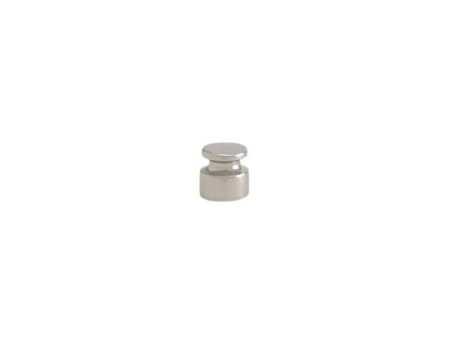 OIML型円筒分銅 1g