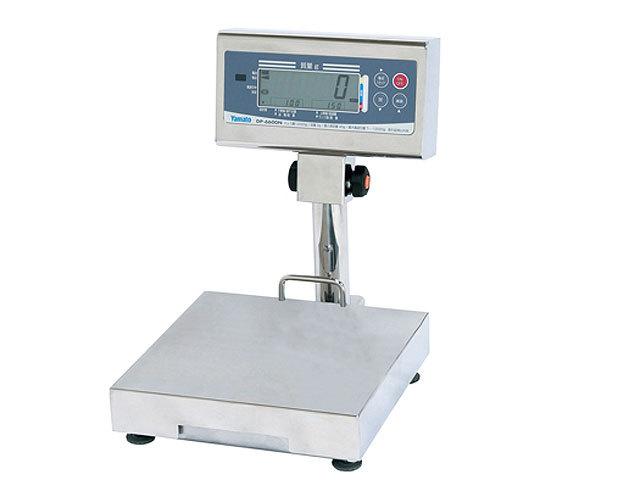 防水卓上型デジタル台はかり DP-6600