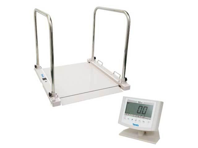 バリアフリー体重計 SMOOZER DP-7500PWシリーズ