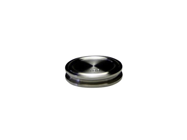 ステンレス製円盤型分銅100g
