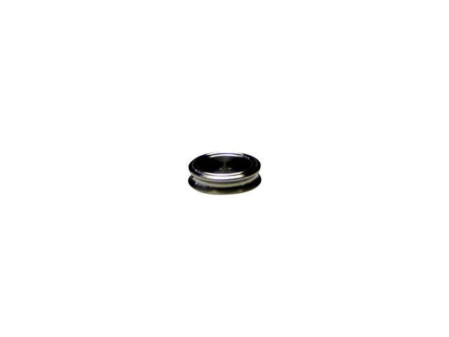 ステンレス製円盤型分銅10g