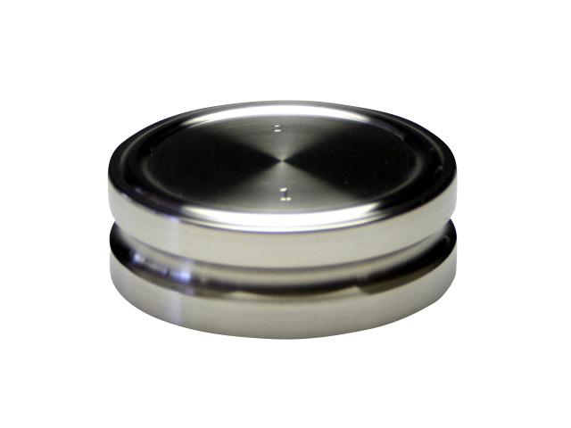 ステンレス製円盤型分銅1kg