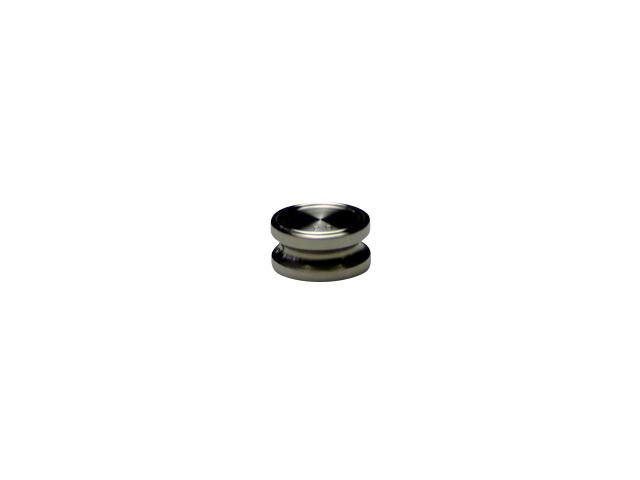 ステンレス製円盤型分銅20g