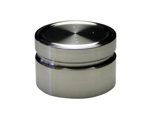 ステンレス製円盤型分銅2kg