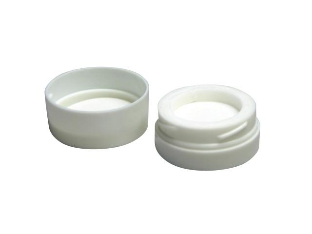 プラスチック製50g用円盤分銅単品ケース