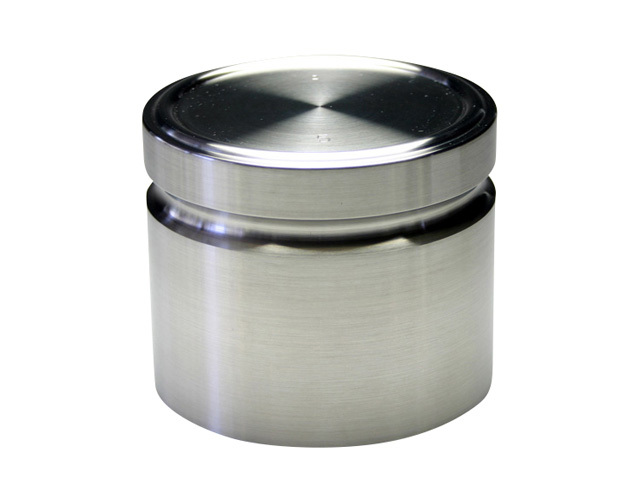 ステンレス製円盤型分銅5kg
