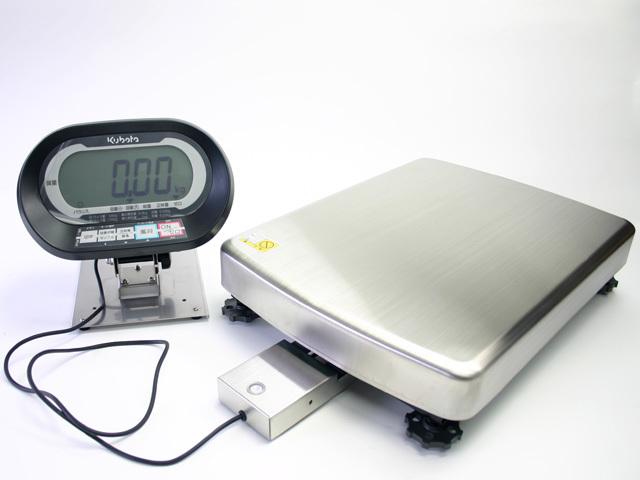 デジタル台はかり スタンダード型 KL-SD セパレート型 ケーブル約0.9m