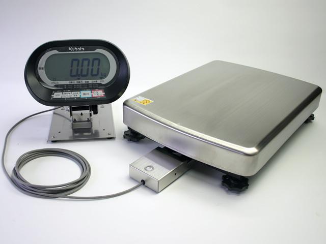デジタル台はかり スタンダード型 KL-SD セパレート型 ケーブル4m